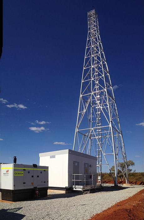 Communications Towers And Masts Radlink Communications
